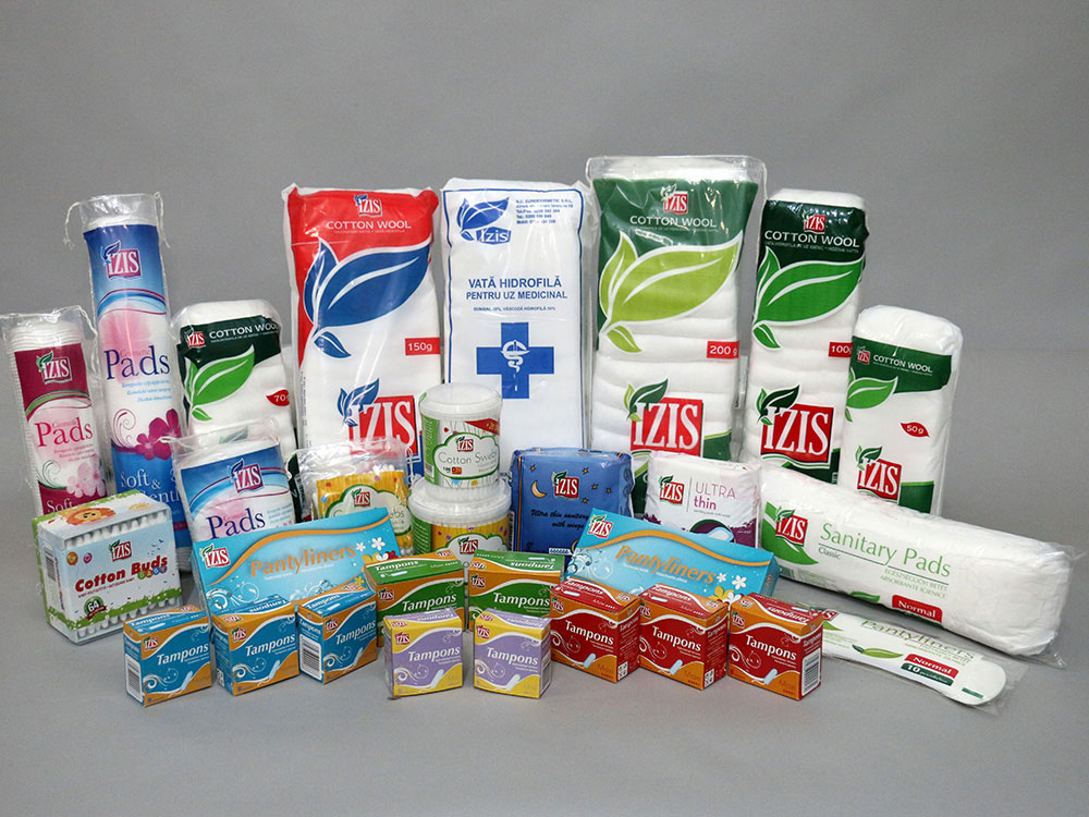 Hygienical products